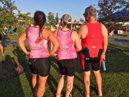 YNotTri2017 Training partners back